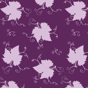 Grape Leaves - Grapes