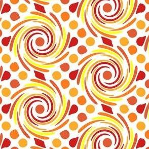 Solar Swirls - Solar Flare Collection