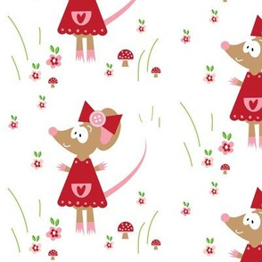 Meadow Miss Mouse