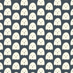 Spooky Ghosts: Navy