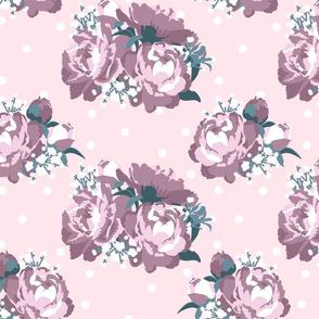 Peonies (tea rose)