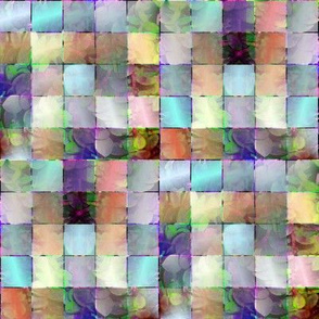 Foliage mosaic