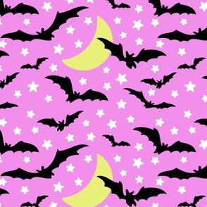 pink bats