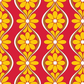 Daisy Chain - Flowering Earth 1