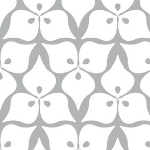 three leaves grey