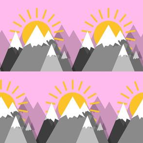 toy mountains