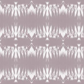 REVERSE SHIBORI Wine 7645 | Michelle Mathis