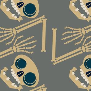 chatty skulls & arms