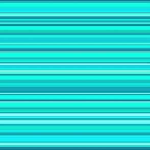 aquamarine stripe