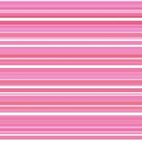 rose quartz pink stripe