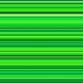emerald green stripe