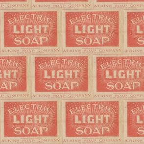 Atkins Electric Light Soap