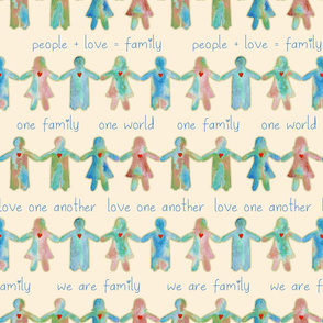 our brothers and sisters ♥