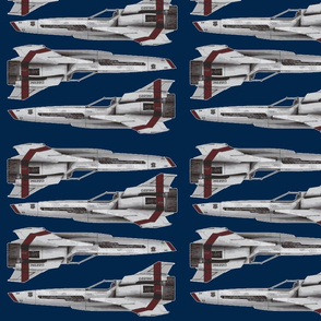 Colonial Fleet Viper Navy