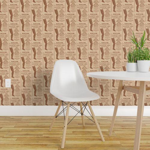 Texture Plant Decoration Style Victorian Green Trim Wallpaper