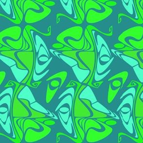Wave Nouveau-Green