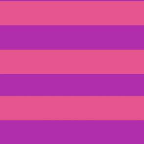 Cheshire Cat Pink & Purple