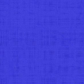 Basic Linen Cobalt