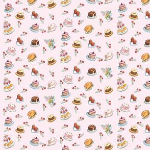 Mrs Mancini's Cakes (Mancini Pink)