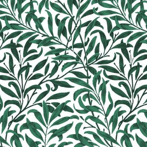 Willow Bough ~ Green ~ The William Morris Collection