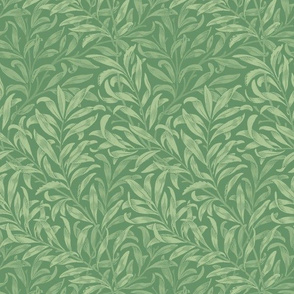Willow Bough ~Russian Green~ The William Morris Collection