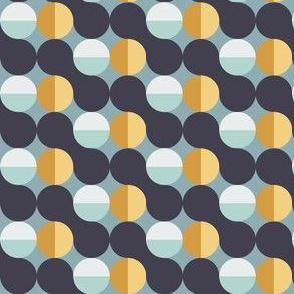 Bauhaus Polka Dots