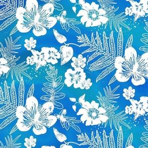 Aloha Lace Blueberry Sorbet 150