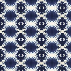 Shibori Indigo 7642 | Michelle Mathis
