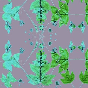 Festive Tree (Lavender)