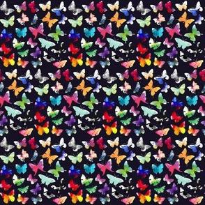 Mini Watercolour Butterflies