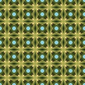 Green Ribbon Crosses