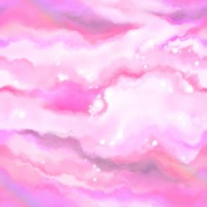 Pink Pastel Galaxy