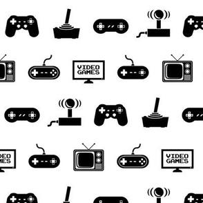 Video Games Pattern