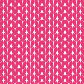 Knit Stitches - Hot Pink - Knitter's Kitchen