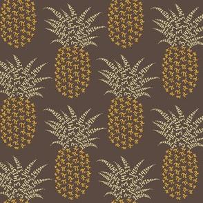 pi-napple pineapple - retro kitchen