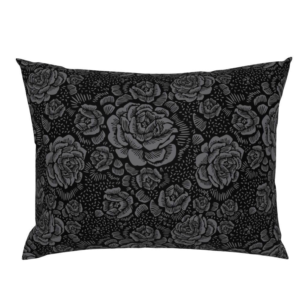 Campine Pillow Sham featuring Madalynne x C.Banning by cinneworthington