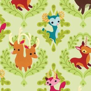Unidentified Animals