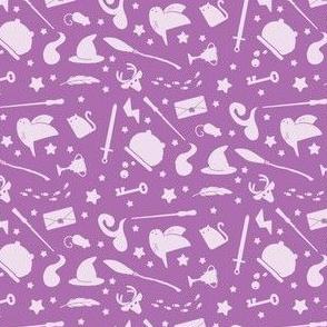 Pastel Wizardry - Purple