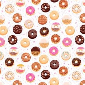 Donuts medium scale