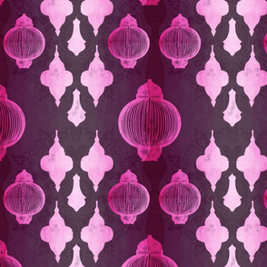 moroccan lanterns in gypsy rose
