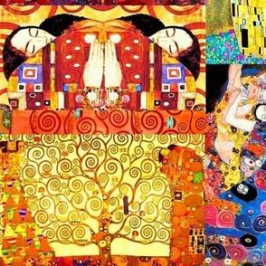 Gustave Klimt Art
