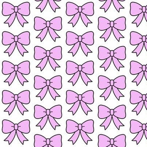 Itty Bitty Pink Bows