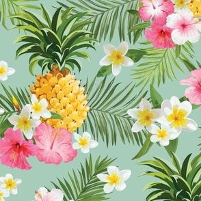 Hawaiian Pineapple