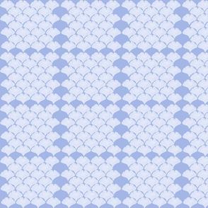 gingko serenity blue
