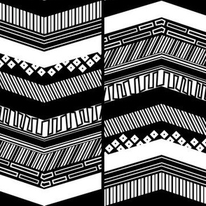 Black-n-White Chevrons