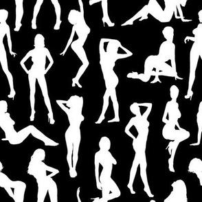 Femmes en Blanc // Large