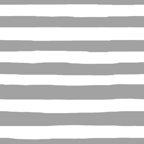 grey stripes