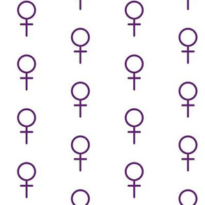 Venus in Purple