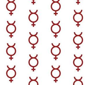 Mercury in Red