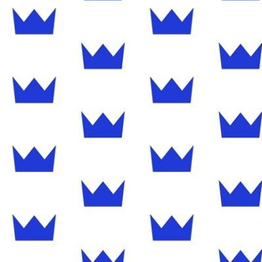 Little Blue  Crowns